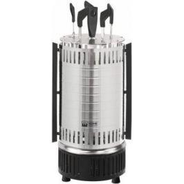 Электрошашлычница HOME ELEMENT HE-EB740 чёрный жемчуг