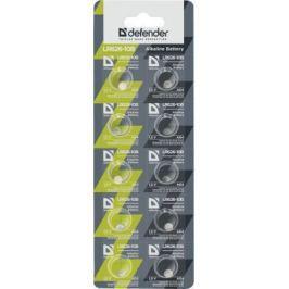 Батарейки Defender LR626-10B LR626 10 шт 56303