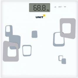 Весы напольные Unit UBS-2220 белый