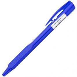 Шариковая ручка автоматическая Index IBP4140/BU синий 0.5 мм