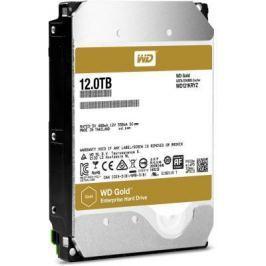 "Жесткий диск 3.5"" 12Tb 7200rpm Western Digital Gold SATAIII WD121KRYZ"