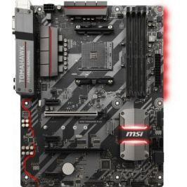 Материнская плата MSI B350 TOMAHAWK PLUS Socket AM4 AMD B350 4xDDR4 2xPCI-E 16x 3xPCI-E 1x 4 ATX Retail
