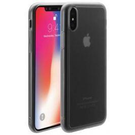 "Накладка Just Mobile ""Tenc"" для iPhone X прозрачный матовый PC-288MC"