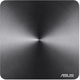 Неттоп ASUS VivoMini VM65-G095M slim Intel Core i3-7100U 4Gb SSD 128 Intel HD Graphics 630 Без ОС серый 90MS00T1-M00950