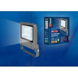 Прожектор светодиодный (UL-00002064) Uniel 20W 6000K ULF-F17-20W/DW