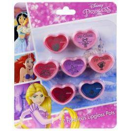 """Игровой набор детской декоративной косметики Markwins """"Princess"""" 7 предметов для губ 9715751"""