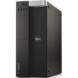 Системный блок DELL Precision T7810 E5-2620v4 2.1GHz 32Gb 2Tb 256Gb SSD DVD-RW Win7Pro Win10Pro черный 7810-4551