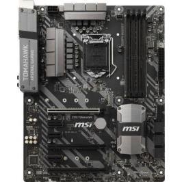 Материнская плата MSI Z370 TOMAHAWK Socket 1151 v2 Z370 4xDDR4 3xPCI-E 16x 3xPCI-E 1x 6 ATX Retail