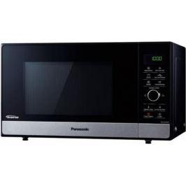 СВЧ Panasonic NN-GD39HSZPE 1000 Вт чёрный серебристый