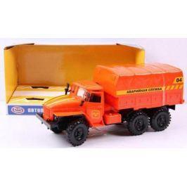 Аварийная служба Play Smart Автопарк оранжевый