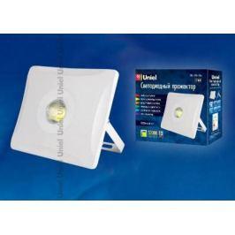 Прожектор светодиодный (UL-00001045) Uniel 50W 4000K ULF-F11-50W/NW IP65 180-240В White