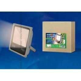 Прожектор светодиодный (UL-00001415) Uniel 50W 5000K ULF-P40-50W/SPFR IP65 110-265В GREY