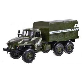 Грузовик Play Smart Автопарк. Министерство обороны разноцветный 6721