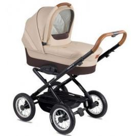 """Коляска для новорожденного Navington Corvet (колеса 12""""/цвет royal sand)"""