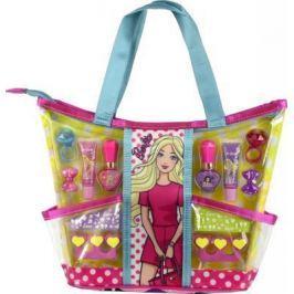 """Игровой набор детской декоративной косметики Markwins """"Barbie"""" в сумочке 9709251"""