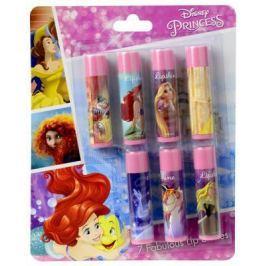 """Игровой набор детской декоративной косметики Markwins """"Princess"""" 7 предметов для губ 9715851"""