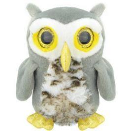 Мягкая игрушка сова Wild Planet Совенок K7842 искусственный мех текстиль пластик 15 см