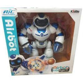 """Робот на радиоуправлении Shantou Gepai """"Airbot"""" пластик от 3 лет белый"""