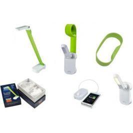 Настольная лампа (UL-00000794) Uniel TLD-530 Green-White/LED/200Lm/6400K/PB