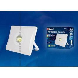 Прожектор светодиодный (UL-00001044) Uniel 30W 4000K ULF-F11-30W/NW IP65 180-240В White