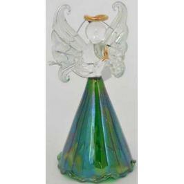 Украшение Winter Wings ВЕСЕННИЙ АНГЕЛ прозрачный 12*6 см 1 шт стекло N07715