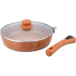 Сковорода Bekker BK-3792 24 см алюминий