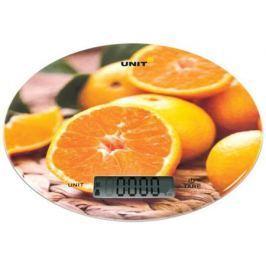 Весы кухонные Unit UBS-2156 рисунок