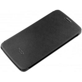 Чехол Motorola для Motorola Moto E Flip Cover черный PG38C01793