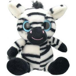 """Мягкая игрушка Wild Planet """"Зебра"""" искусственный мех текстиль 20 см K7873"""