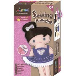 Набор для шитья Avenir Балерина CH1382 от 6 лет
