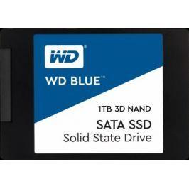 "Твердотельный накопитель SSD 2.5"" 1Tb Western Digital Blue Read 560Mb/s Write 530Mb/s SATAIII WDS100T2B0A"