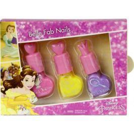 Игровой набор детской декоративной косметики Markwins Принцессы Диснея, для ногтей 3 предмета 9704451
