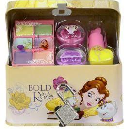 Игровой набор детской декоративной косметики Markwins Beauty and the Beast в сундучке 9705551