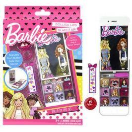 """Игровой набор детской декоративной косметики Markwins """"Barbie"""" для губ"""