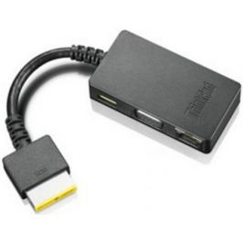 Переходник Lenovo ThinkPad OneLink Adapter to DC+VGA+RJ45 4X90G85927