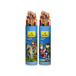 Карандаши цветные Adel Colour 3мм 36 цветов 211-2375-003