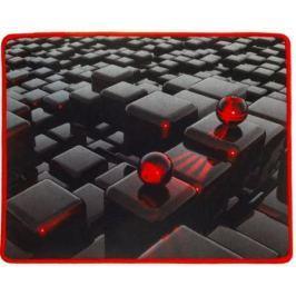 Коврик для мыши Oklick OK-F0282 рисунок матрица