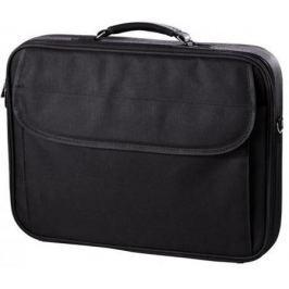 """Сумка для ноутбука 15.6"""" HAMA Singapur полиэстер черный 99101241"""