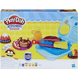 Набор для лепки PLAY-DOH Сладкий завтрак 6 цветов B9739