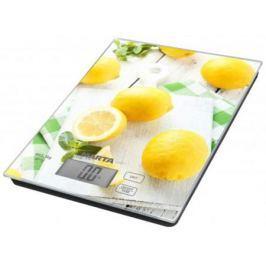 Весы кухонные Marta MT-1636 рисунок цитрусовый фреш