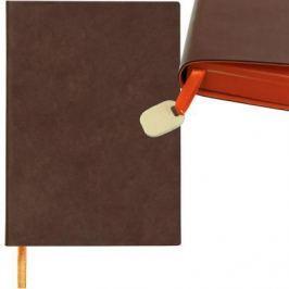 Ежедневник недатированный Index Colourplay A5 искусственная кожа коричневый IDN110/A5/BR