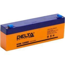 Батарея Delta DTM 12022 2.2Ач 12B
