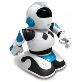 """Робот на радиоуправлении Shantou Gepai """"Путешественник"""" пластик, металл от 6 лет черно-белый"""