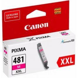 Картридж Canon CLI-481XXL M для Canon Pixma TS6140/TS8140TS/TS9140/TR7540/TR8540 пурпурный 1991C001