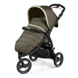 Коляска 3-в-1 Peg-Perego Book Cross Set XL Elite (breeze kaki)