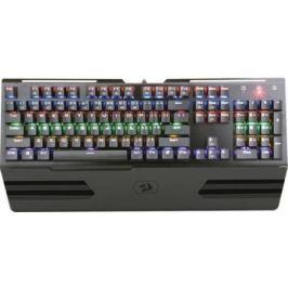 Клавиатура проводная Defender Redragon Hara USB черный 74944