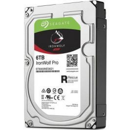 """Жесткий диск 3.5"""" 6 Tb 7200rpm 256Mb cache Seagate Ironwolf Pro SATAIII ST6000NE0023"""