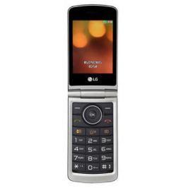 Мобильный телефон LG G360 титан (LGG360.ACISTN)