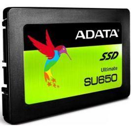 """Твердотельный накопитель SSD 2.5"""" 240GB A-Data SU650 Read 520Mb/s Write 450Mb/s SATAIII ASU650SS-240GT-C"""
