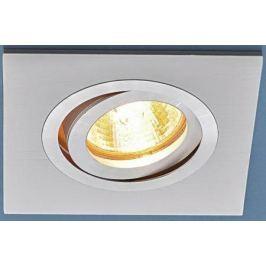 Встраиваемый светильник Elektrostandart 1051/1 WH белый 4690389083679